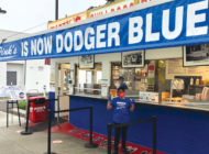 Pink's donates to the Los Angeles Dodgers