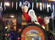 Celebrate the season aboard a vintage train