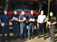 Foundation keeps expanding with go-bags for firefighters