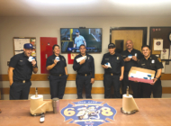 Canter's Deli serves up special treat for firefighters