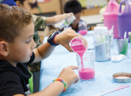 NHM and Nickelodeon explore the 'Science of Slime'