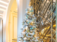 Spend the holidays at the Waldorf Astoria Beverly Hills