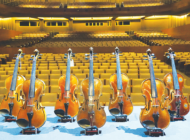 'Violins of Hope' play online from the Soraya