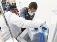 First COVID-19 vaccines arrive at Cedars-Sinai Medical Center