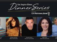 Los Angeles Times Tex-Mex dinner