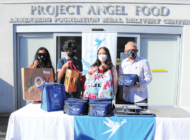 Project Angel Food assisted with holiday meal distribution