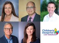 CHLA welcomes five new board members
