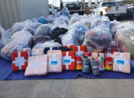 Blankets collected to help unhoused community
