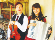 Klezmer musicians Zingarella come to Holocaust Museum LA