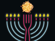 Latkes and Lights: an evening with a holocaust survivor