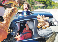 Jurassic Quest dinos come to SoCal in January