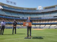 Dodger Stadium to serve as mass vaccination site