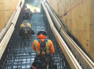 Subway work continues full steam ahead