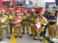 Foundation shows firefighters they are loved in the community