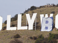 Alleged trespassers arrested  for altering Hollywood sign