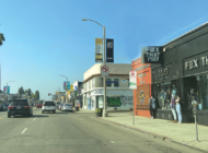 Enforcement continues on Melrose Avenue