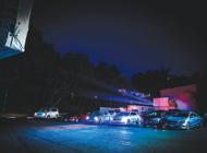 Hollywood drive-in debuts acclaimed film, 'Nomadland'
