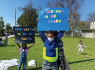 LAUSD parents want more progress