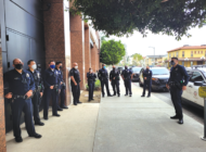 Police hope downward crime trend continues along Melrose