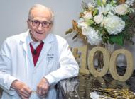 Cedars-Sinai doctor celebrates 100th birthday