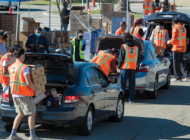 L.A. County hosts 100th drive-up giveaway