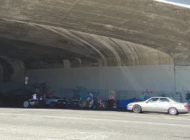 Cautious optimism in Hollywood homeless count