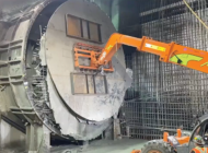 Progress continues with subway tunnel excavation