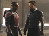 Marvel's 'Falcon' is a bromance blast