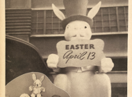 Vintage: Happy Easter