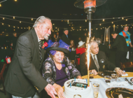 Magic Castle's Larsen celebrates star-studded 90th birthday