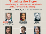 Arts journalists to discuss industry during Wallis panel