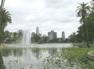 Echo Park Lake reopens on May 26