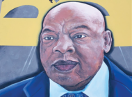 City receives painting of civil rights icon
