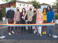 Ribbon cutting celebrates OUT on Robertson program