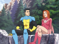 Adult-oriented 'Invincible' questions purity, nobility of superheroism