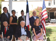 French Consulate honors WWII vets