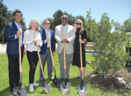 L.A. Parks Foundation marks new forest planting