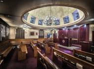 Hollywood Temple Beth El continues services online and in person