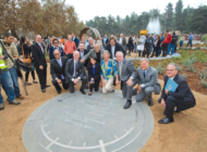 LADWP recognizes LaBonge at Mulholland Fountain, reservoir
