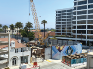 Steady progress evident with subway project