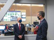 Garcetti, Mayorkas highlight cybersecurity