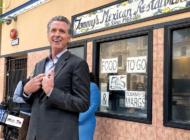 Newsom seeks to support restaurants, bars