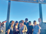 Council members hike to remember LaBonge