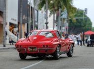 Rare cars to drive through Beverly Hills