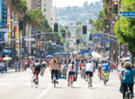 Beverly Hills gets CicLAvia wheels turning