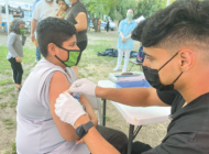National Night Out transforms into clinic