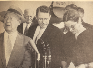 VINTAGE: Correspondent covered visit by South Korea's first president