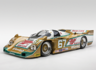 Petersen showcases Porsche 956 and 962