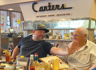 A century of satisfying cravings at Canter's Deli