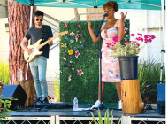 Melrose Trading Post brings community and school together